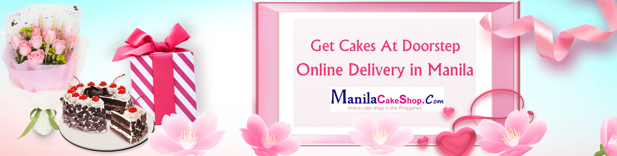 online cakes at doorstep delivery in manila