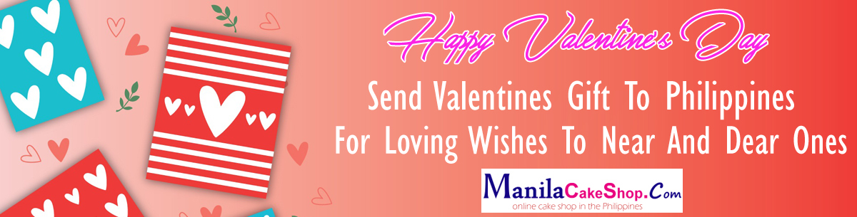 Send Valentines Gift To Philippines For Loving Wishes To Near And Dear Ones