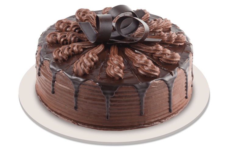 Chocolate Indulgence Cake By Red Ribbon To Manila Philippines
