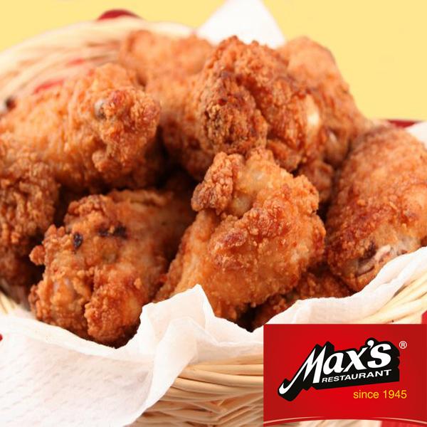 Maxs Family Chicken Basket 20 Pcs To Manila Philippines