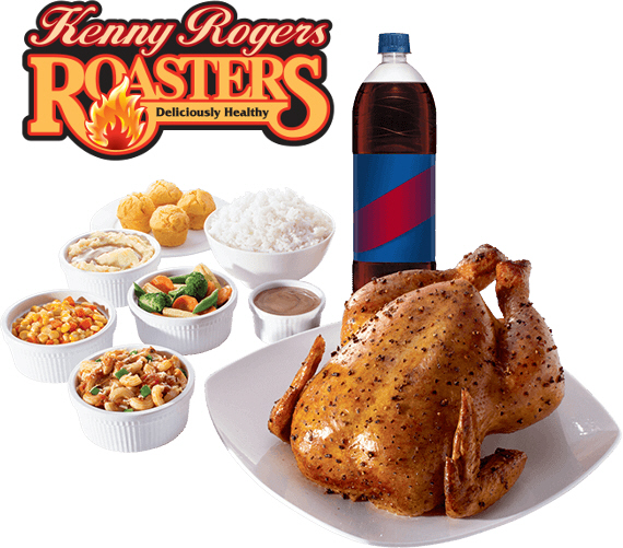 Order Kenny Rogers Roasted Chicken Group Meal in Manila ...