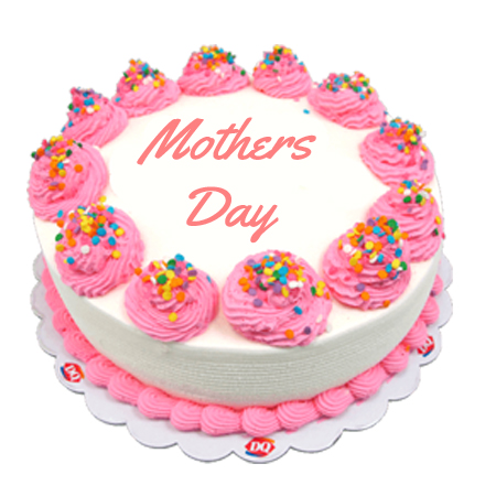 Mothers Day Cake By Dairy Queen