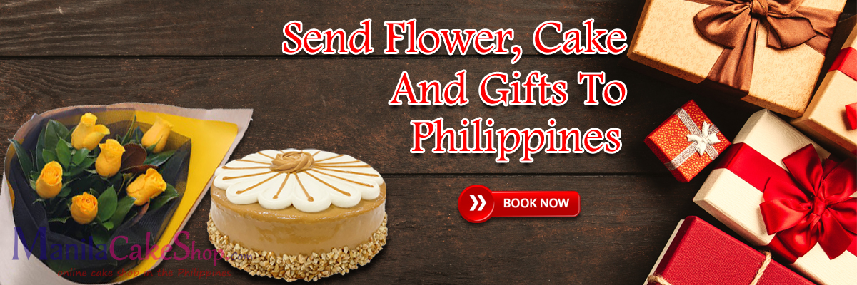 send flower with cake to manila philippines