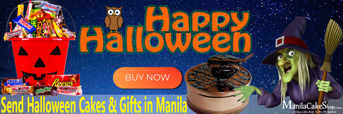 send halloween gifts to manila philippines