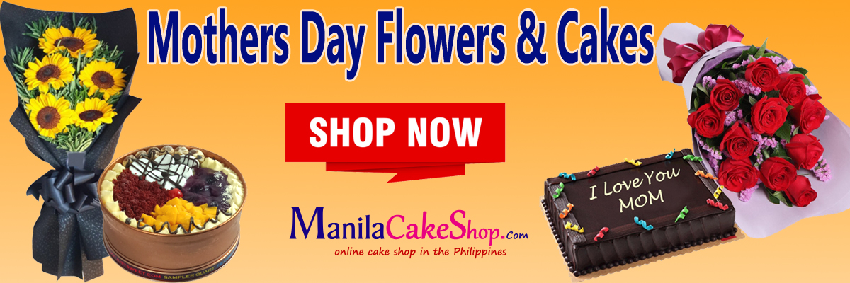 Send Mother's Day Cake to Manila