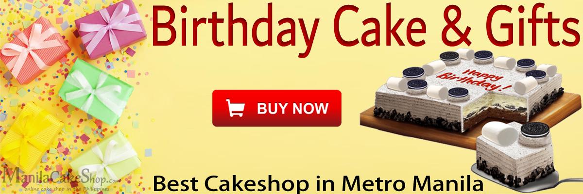 send cakes to manila philippines