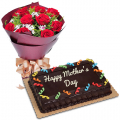 send mothers day flower and cake to manila philippines