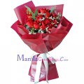 ​send roses bouquet to philippines,delivery roses to manila