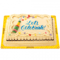 San Juan City Anniversary Cake