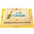 Las Piñas City Anniversary Cake