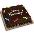Manila City Birthday Cake