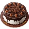 Makati City Goldilocks Cake