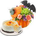 Send Halloween Flower with Cakes to Manila Philippines