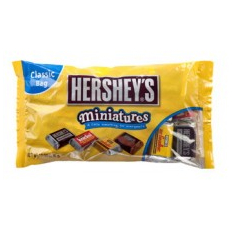 Hershey's: Miniatures Family Bag  Delivery to Philippines