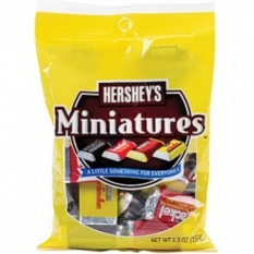 Hershey's Miniatures Pack  Send to Philippines