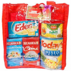 Christmas Basket - Groceries Basic Fruit Salad Package