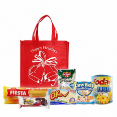 Christmas Basket - White N' Creamy Bundle