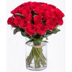 50 roses in vase to manila philippines