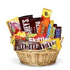 easter chocolate basket in manila