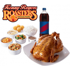 Send Roasted Chicken Group Meal to Manila