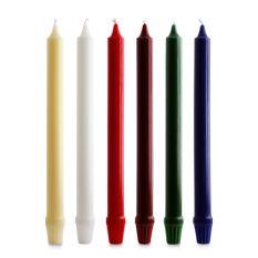 send 6 pcs multicolor slim candle to philippines