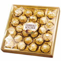 send 24 pcs ferrero rocher chocolate to philippines