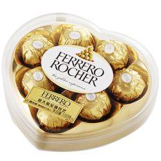 send heart shape ferrero chocolate box to philippines