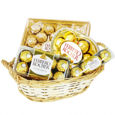 send ferrero lover basket to philippines
