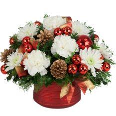 send flower christmas celebration to manila