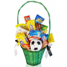 send halloween football gift basket to philippines