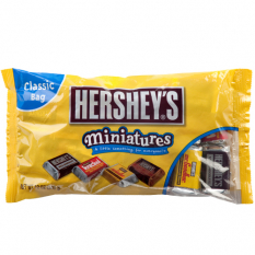 send hersheys miniatures family bag 559g to philippines