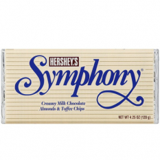 send hersheys symphony chocolate to philippines