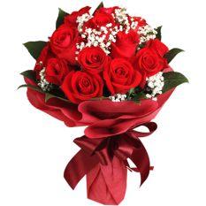send a dozen of ecuadorian roses bouquet to manila