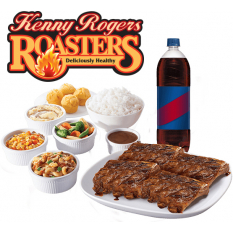 online honey bourbon ribs group meal to manila city