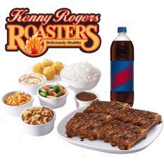 online honey bourbon ribs group meal to manila city