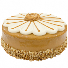 Yema Caramel Cake By Red Ribbon