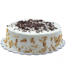 Choco Cashew Torte by Contic Cake to Manila Philippines