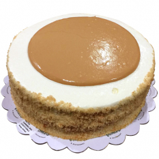 Salted Caramel Cake by Contis to Manila Philippines