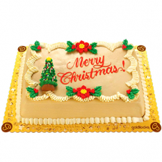 send christmas greeting cake by goldilocks to philippines