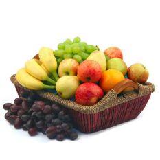 Garden's Paradise Fruit Basket