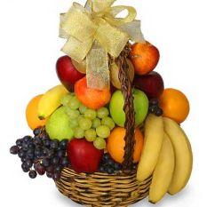 Luxury Delicious Fruit Basket