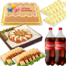 Goldilocks Food Package 2 (Serves 10)