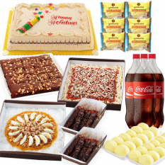 Goldilocks Food Package 3 (Serves 15)