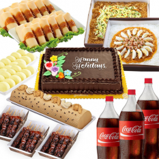 Goldilocks Food Package 4 (Serves 20)
