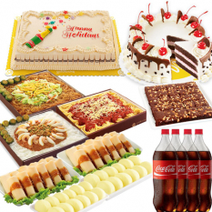 Goldilocks Food Package 5 (Serves 25-30)