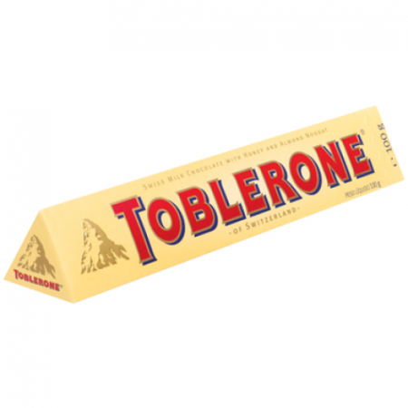 send toblerone yellow 100g to manila philippines