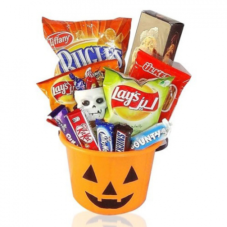 send halloween temptations boo-quet to philippines