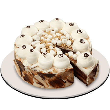 send rocky road cake by red ribbon to philippines