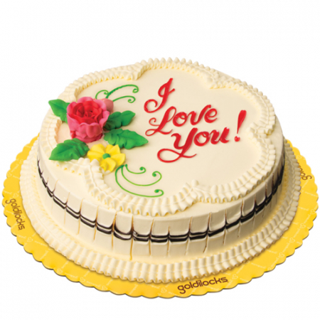 V-Day Marble Chiffon Cake By Goldilocks