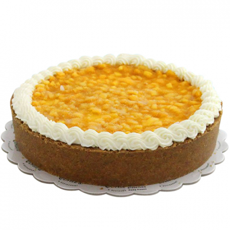 Mango Cheesecake by Contis Cake  Delivery to Manila Philippines